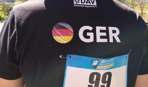 Artikelbild zu Artikel Mainzer Kletterer bei Paraclimbing Weltmeisterschaft!