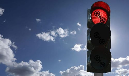 Artikelbild zu Artikel Rote Corona-Warn-Ampel in Mainz!